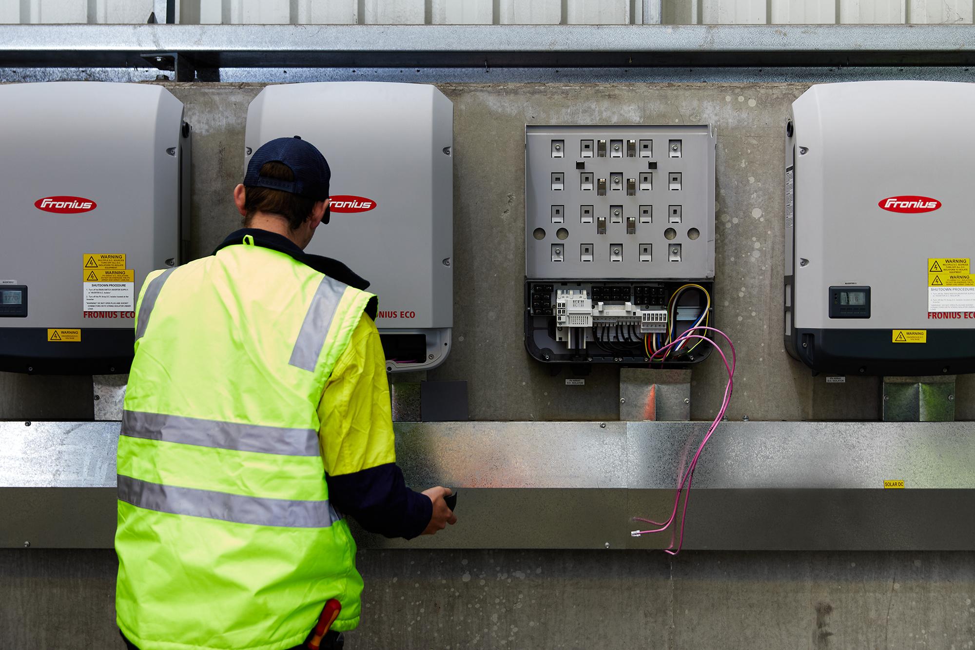 RACV Solar Industrial 0079 installer inverters Web jpg